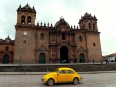 Cusco Cathedral on a quiet morning