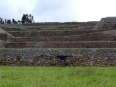 A sight to behold: I feel miniscule compared to the imposing terraces of Chinchero