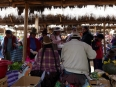 Chinchero market hosts a colorful display of local foods and crafts