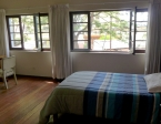 I loved the large windows, I kept them open and let the springlike breeze of Cochabamba flow through