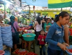I did lots of food shopping at the enormous Mercado Cancha Calatayud in Cochabamba, Bolivia's largest market town.