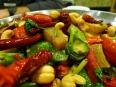Szechuan specialty at Pure Veggie House in Hong Kong