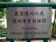 No bad behaviour allowed!