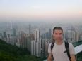 Atop Hong Kong Island at Victoria Peak