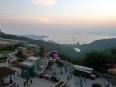 Views of south Hong Kong Island from Victoria Peak