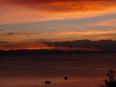 Lake Titicaca sunset, always magical