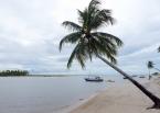 The sleepy shores of Tinharé Island