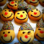 The cookies in Quito's fragrant panaderías always made me smile
