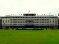 The Presidential Palace of the former Republic of Vietnam (1955–75) has not changed since the 1960's
