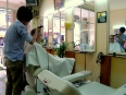Getting buzzed: A haircut for Paul in Saigon