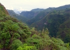 The rich and rugged landscape of southern Colombia - fertile land settled for thousands of years