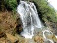 Cat Cat waterfall, beneath Sapa town