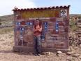 At the start of the Toro Toro canyon hike