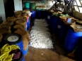 A small rice wine distillery near Dalat, this rough stuff is not for the weak