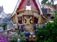 The whimsical Crazy House in Dalat, Vietnam is true to its name