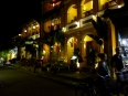 Hoi An aglow in the night lights, the French architecture adds to the atmosphere