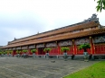 The To Mieu Temple which contains shrines to each of the emperors