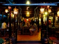 Locals fill the busy Lien Hoa vegetarian restaurant in Hué
