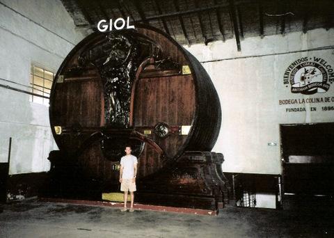 Bodega Giol, Fundada 1896, Provincia de Mendoza, Argentina