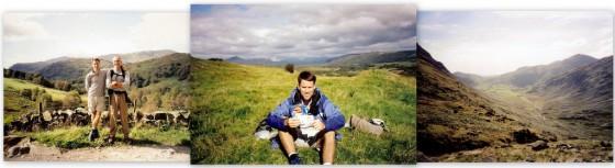 Cumbria Way — England, Snowdonia — Wales, 2002