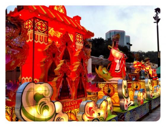Religious festival, Hong Kong