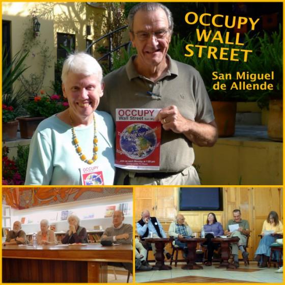 Occupy Wall Street - San Miguel de Allende
