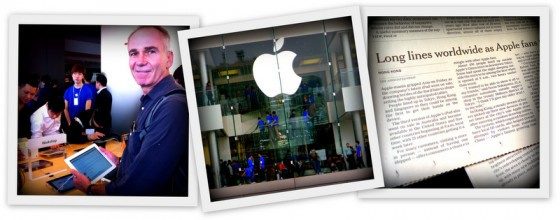 iPad 3 Debuts in Hong Kong