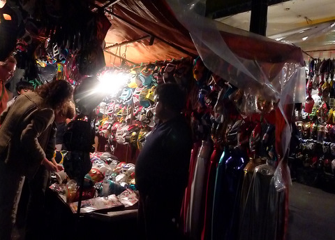 Post match markets - lucha libre for sale