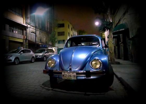 Coche VW, México DF