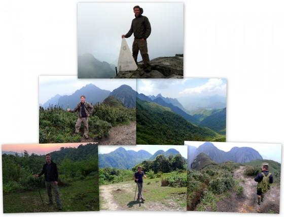 Mt. Fansipan, Vietnam