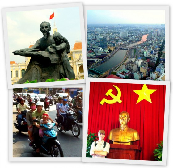 Ho Chi Minh City (HCMC) is a metropolis on the move