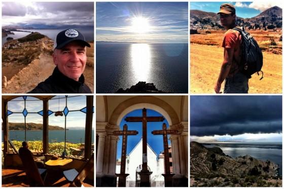 Scenes from scenic, sacred Lago Titicaca