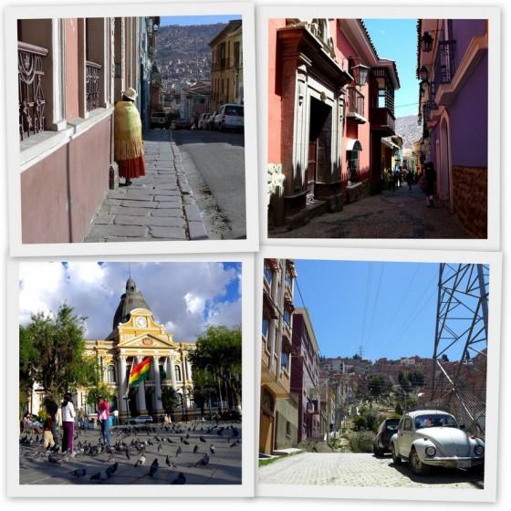 La vida lenta en La Paz, Bolivia