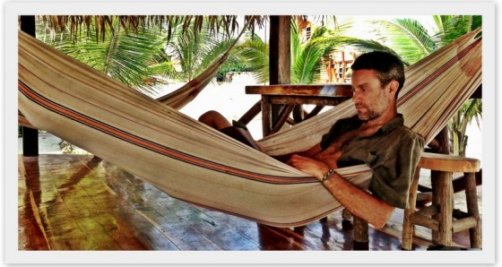 Unlimited time for R&R in Canoa... I will surely miss this place!
