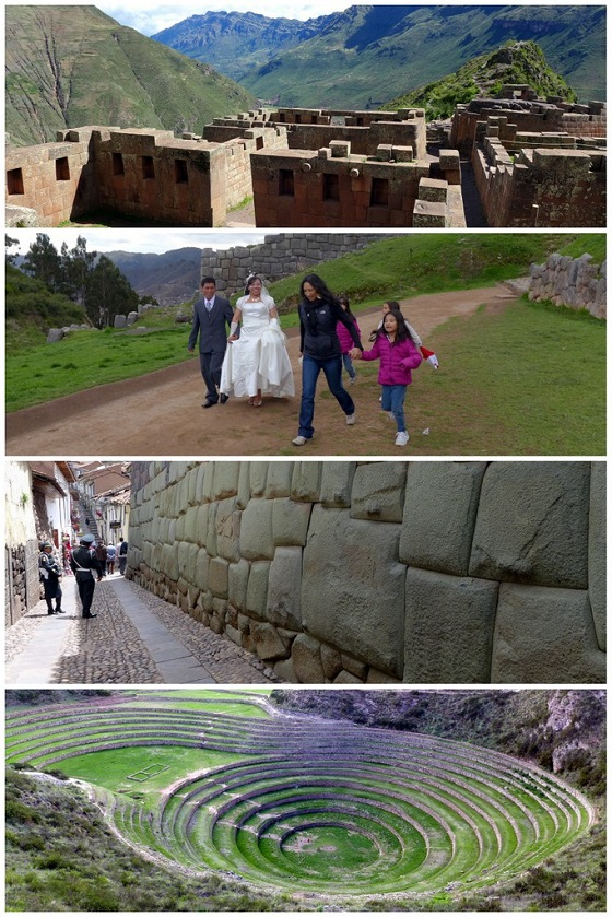 Pisaq ~ A Wedding at Saqsaywaman ~ Streets of Cusco ~ Terraces of Moray