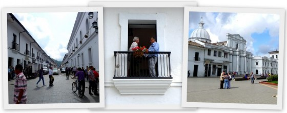Tranquility returns to peaceful Popayán