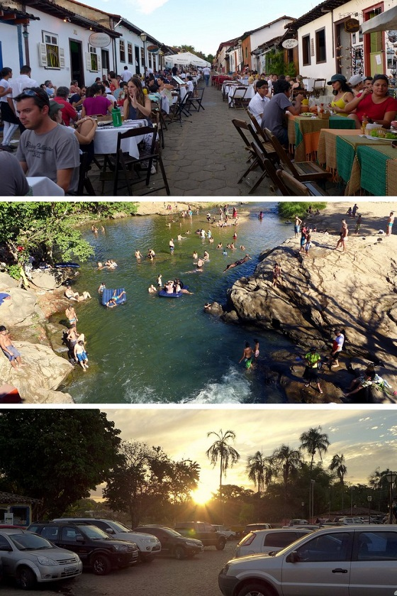 Weekend in Pirenópolis... a bustling place!