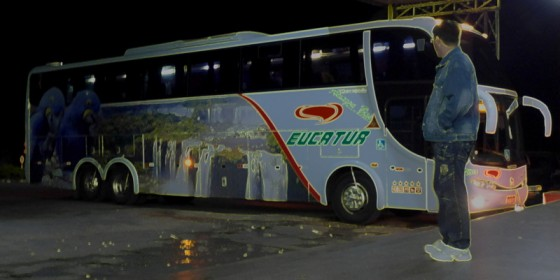 The Brazilian bus where I served a 26-hour sentence